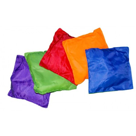 Bean Bags (5) Carnival Game Accessory