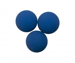 Blue Snake Pit balls (3) Carnival Game Accessory