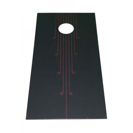 Corn Hole - Black Carnival Game