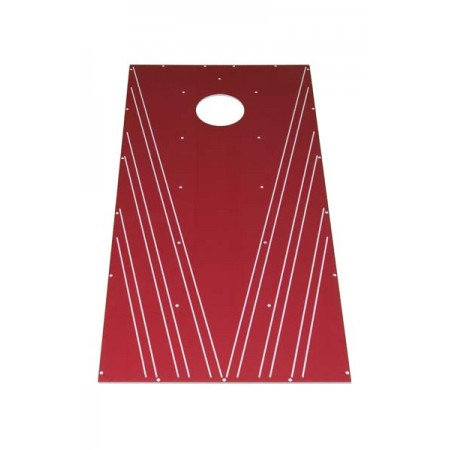 Corn Hole - Red Carnival Game
