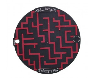 Pipe Maze Carnival Game Extra Wheel