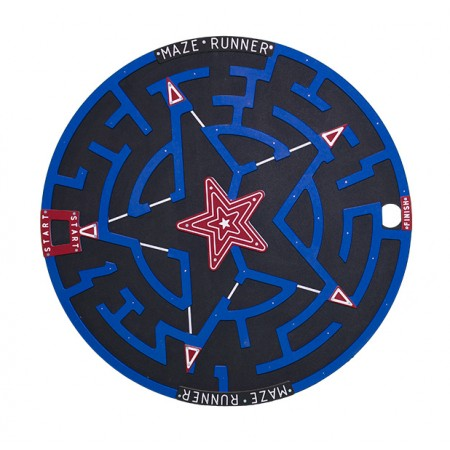 Star Maze Carnival Game Extra Wheel
