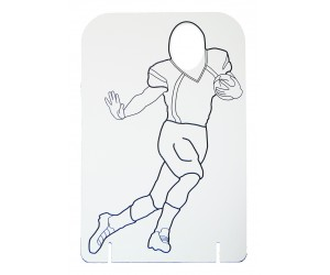Photo Frame - Football Player