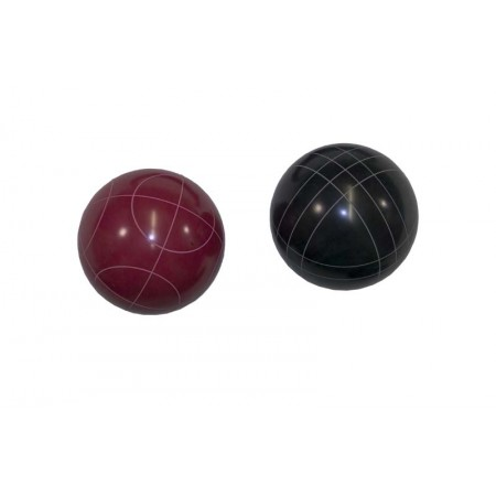 Roller Bowler Balls (2) Carnival Game Accessory
