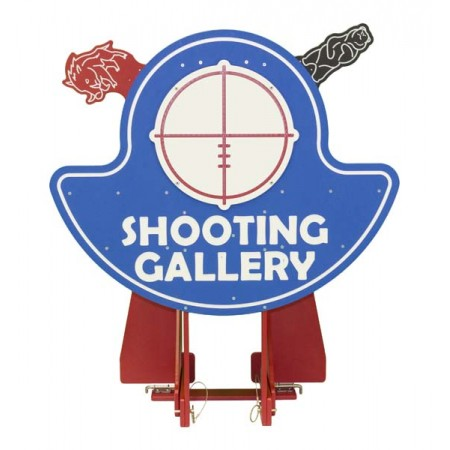 Shooting Gallery 3 Carnival Game